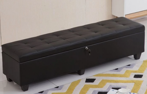 storage couch (with lock)